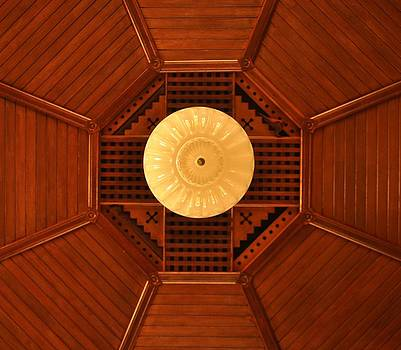 Valerie Kirkwood - Ceiling Woodwork