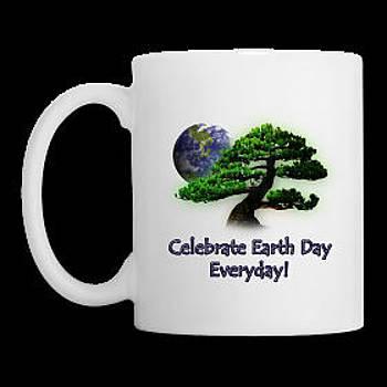 Jeanette K - Celebrate Earth Day Everyday Coffee/Tea Mug