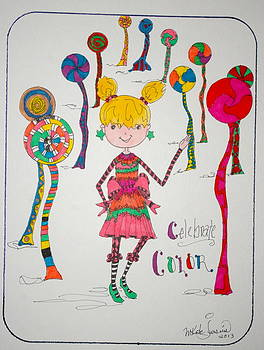 Celebrating Color by Mary Kay De Jesus
