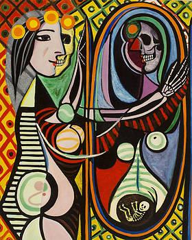 Celebrating Picasso  by Svetlana Neal