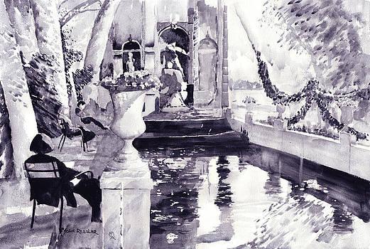 Celebrating Summer Paris Style by John Ressler