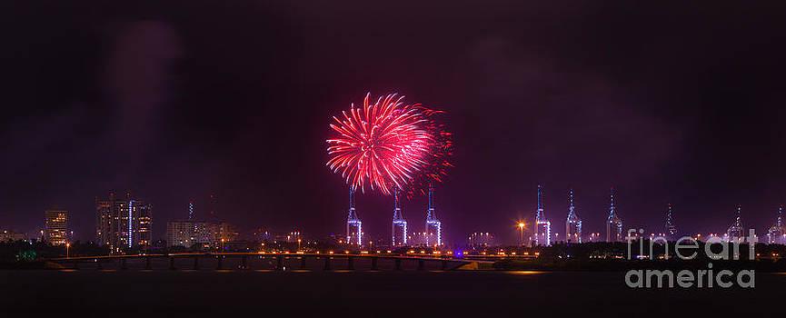 Celebrating the New Year by Nicholas Tancredi