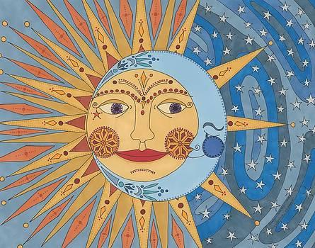 Celestial Embrace by Pamela Schiermeyer