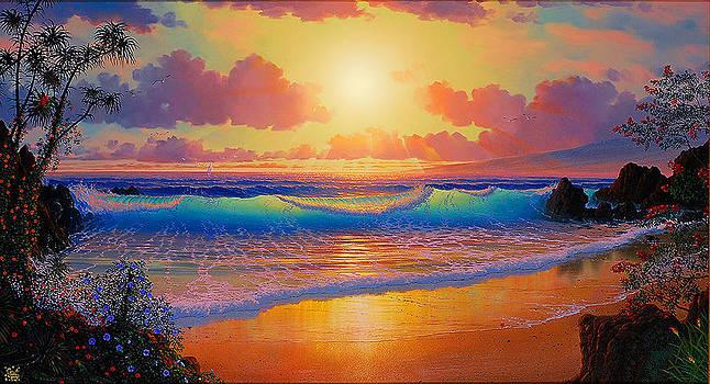 Celestial Shores by Loren Adams