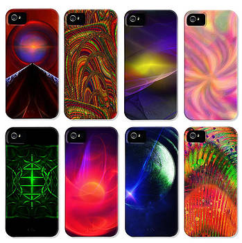 Cell Phone Covers by Elizabeth S Zulauf