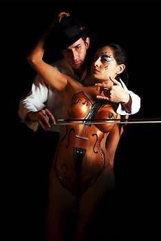 Jerome Holmes - Cellist