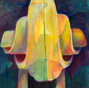 Susanne Clark - Cello Scroll