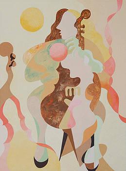 Cello Solo by Gillian Cronin