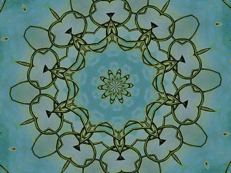 Celtic Circle by Yvette Pichette