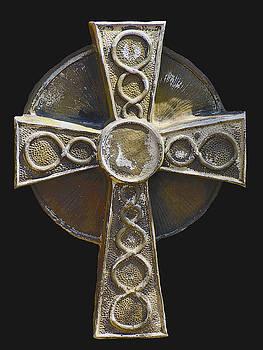 LeeAnn McLaneGoetz McLaneGoetzStudioLLCcom - Celtic Cross Sepia