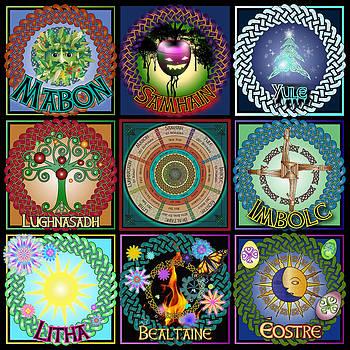 Celtic Festivals Calendar by Ireland Calling