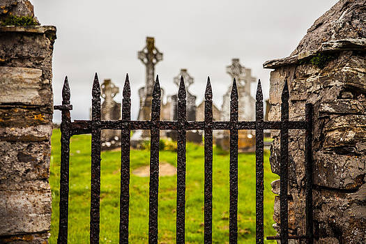Celtic Graveyard by Craig Brown