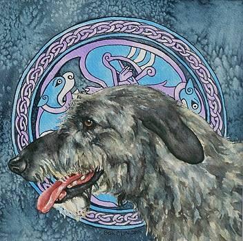 Celtic Hound by Beth Clark-McDonal