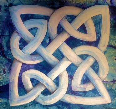 Celtic Knot by Barbara  Rhodes