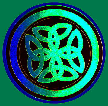 Celtic Knot by The Creative Minds Art and Photography
