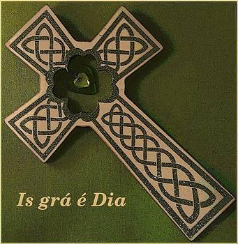 Celtic Love by April Wietrecki Green