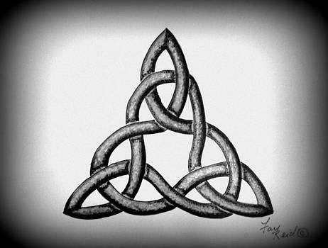 Celtic Triangle by Fay Reid