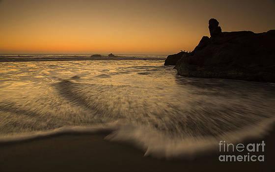 Celtral coast california sunset by Jose M Beltran