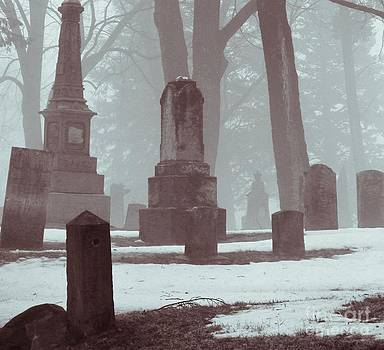 Cemetery by Catherine Hill