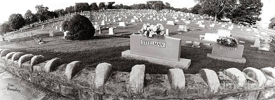 Cemetery  Fayettville Tennessee by   Joe Beasley