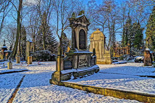 Alexander Drum - Cemetery St Johan