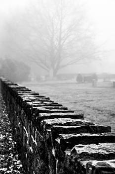 Cemetery Wall by Theodore Lewis