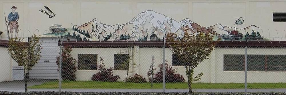 Centennial Mural by Julio Lopez
