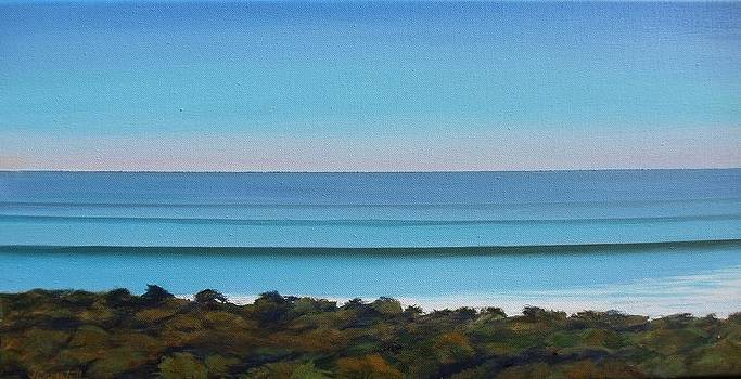 Central Coast Anticipation by Jeffrey Campbell