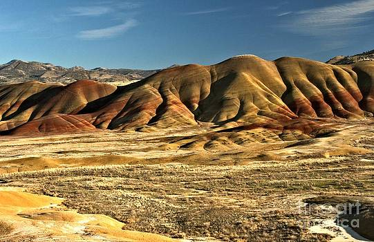 Adam Jewell - Central Oregon Painted Hills