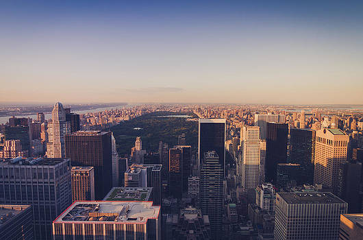 Central Park - New York City by Thomas Richter