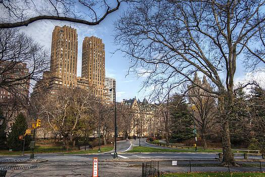 Central Park NY City by Pier Giorgio Mariani