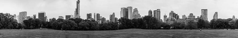 Chris McKenna - Central Park South Panoramic