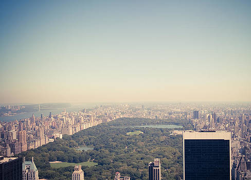 Central Park by Thomas Richter