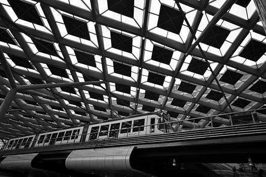 Central Station by Eric Keesen