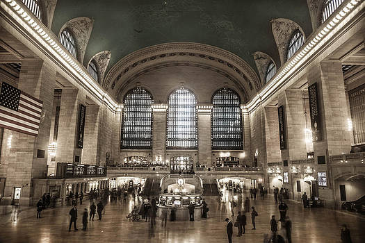 Central Station by Stacey Granger