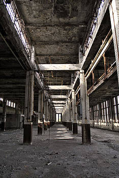 Central Terminal - Inside by Kelly E Schultz