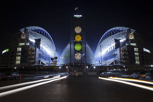 Century Link Field by Summer Kozisek