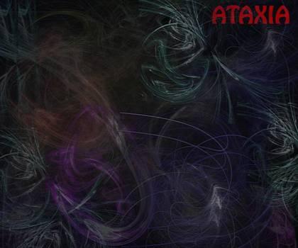 Sandra Pena de Ortiz - Cerebellar Ataxia Art I