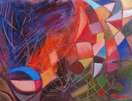 Cerebral Decor # 4 by Jason Williamson