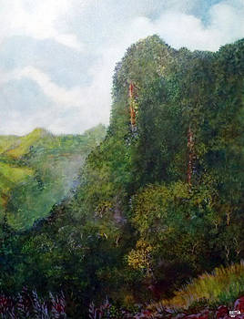 Cerro Campana by Ricardo Sanchez Beitia