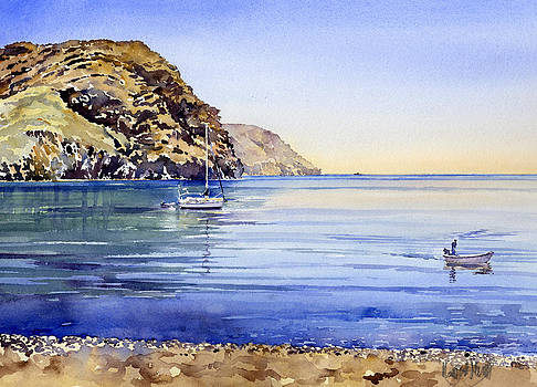 Cerro Negro by Margaret Merry