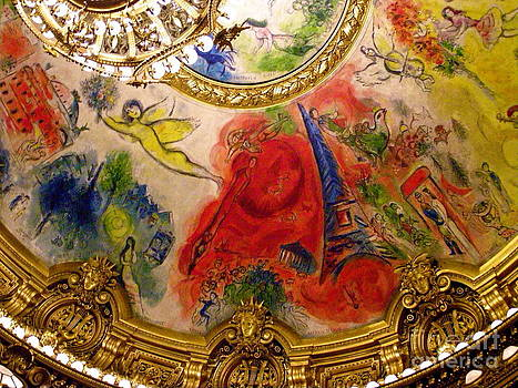 Carolyn Kami Loughlin - Chagall Illuminated