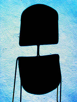 Chair Shadow by Ross Odom