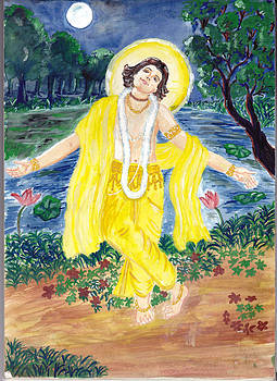 Chaitanya Mahaprabu by Parimala Devi Namasivayam