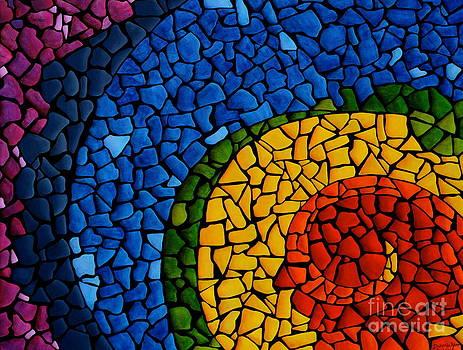 Chakra Swirl by Deborha Kerr
