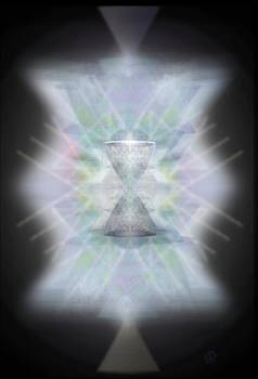Chalice Emerging by Christopher Pringer
