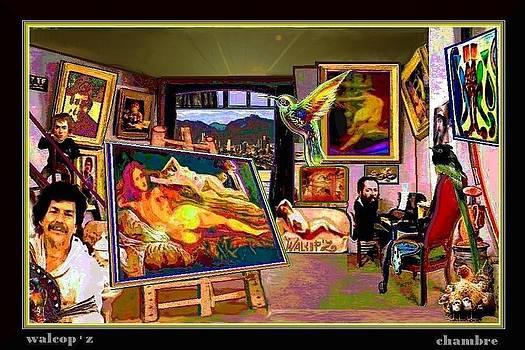 Chambre by Walcopz Valencia