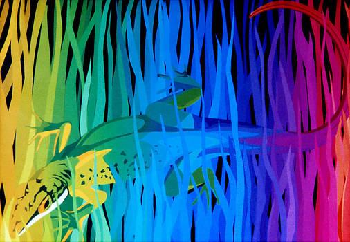 Julie Turner - Chameleon