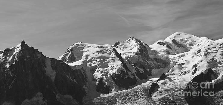 Chamonix Mont Blanc by Camilla Brattemark