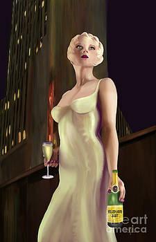 Champagne Baby by Sydne Archambault